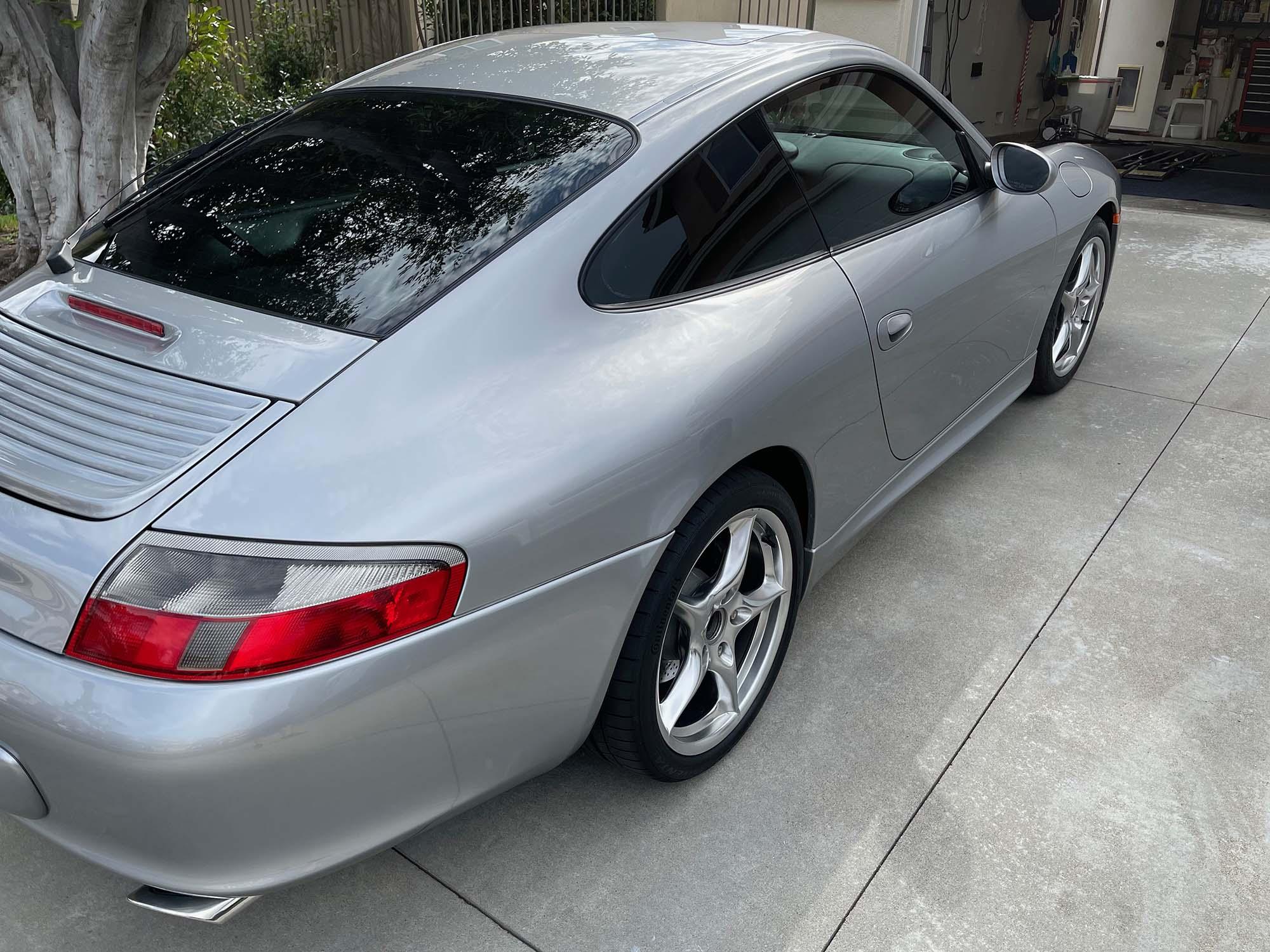 2004 Porsche 911 40 Year Anniversary Coupe