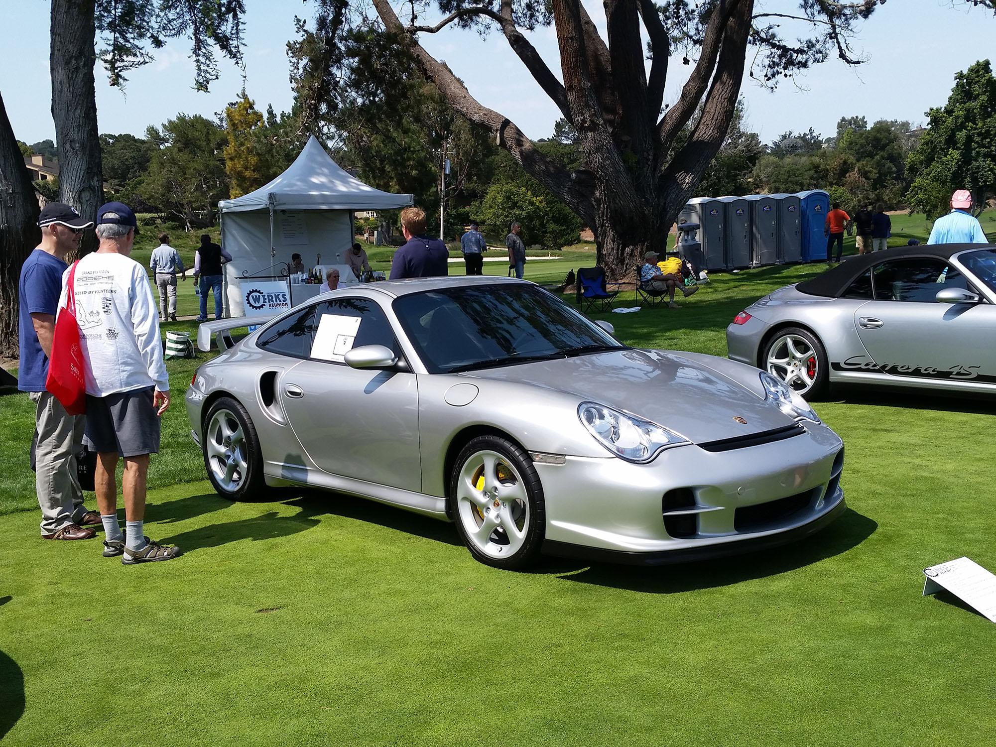 996 Porsche 911 Turbo Coupe