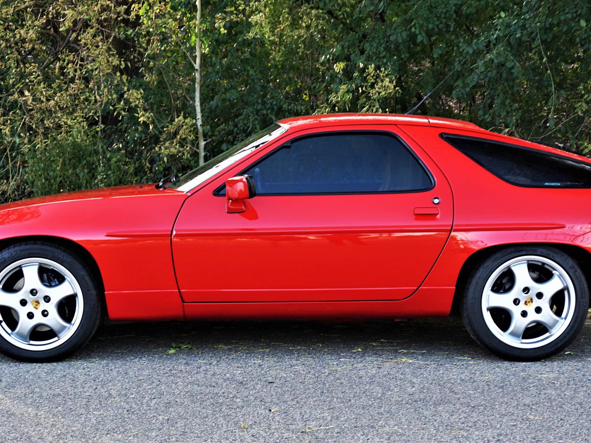 1989 Porsche 928S4 Coupe
