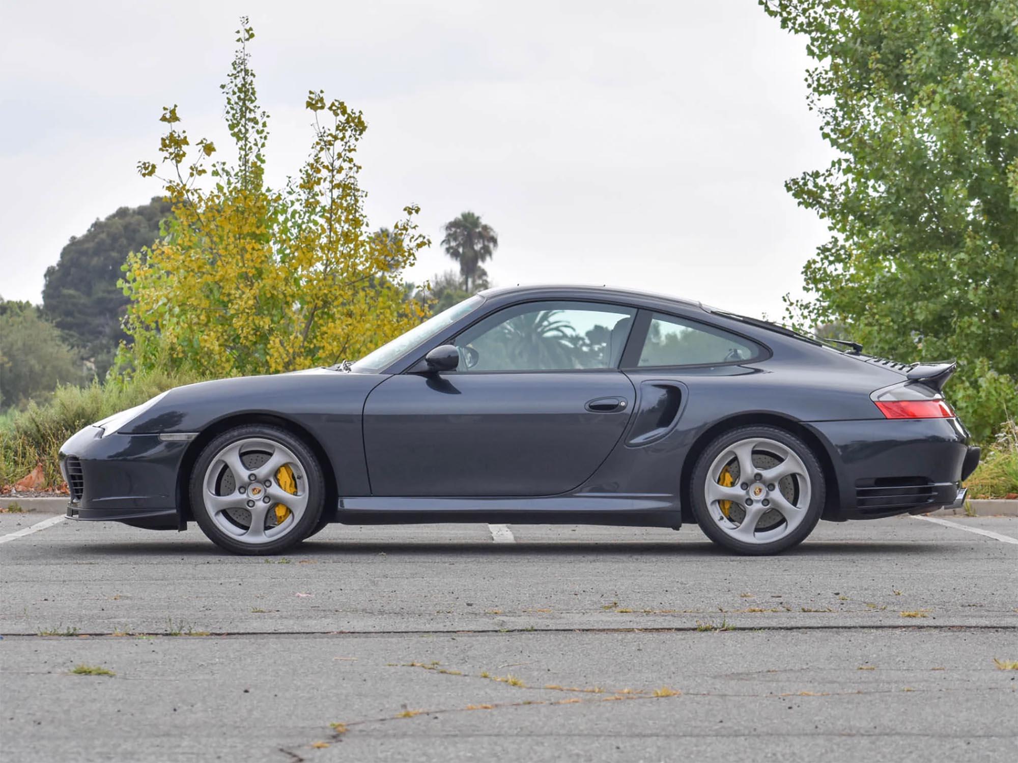 2005 Porsche 911 Turbo S Coupe